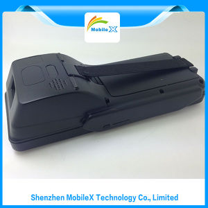 Handheld Android OS POS Terminal, Industrial Mobile Computer, Printer, Card Reader, 4G pictures & photos