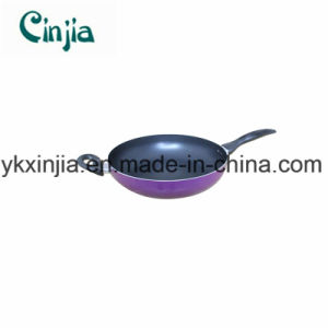 Kitchenware Aluminum Fry Pan Non-Stick Cookware pictures & photos