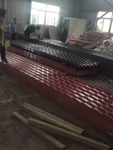 High Efficiency Synthetic Resin Roofing Sheet, Roof Roofing Tile pictures & photos