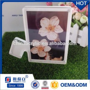 Factory Made 8 X 6 Magnet Acrylic Picture / Photo Frame pictures & photos