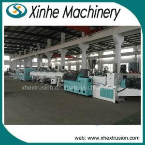 Twin-Screw Plastic Extruder PVC Pipe Production Line/C-PVC Pipe Extrustion Line/U-PVC Extruder pictures & photos