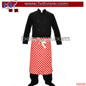 Halloween Carnival Party Costumes Cook Waist Apron (H2030) pictures & photos