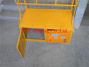 Factory Customized Metal Floor Supermarket Rack pictures & photos