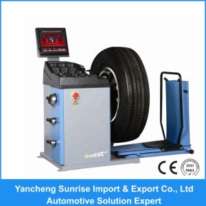 2017 New Arrival Automatic Wheel Balancer for Truck pictures & photos