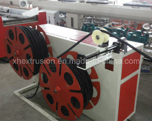 Single Wall Hose/Garden PVC Corrugated Pipe Production/Extrusion Line pictures & photos