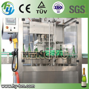 Ce Automatic Champagne Capping Machinery pictures & photos