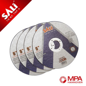 """Sali 5"""" Style Reinforced Super Thin Cutting Disc for Metal pictures & photos"""