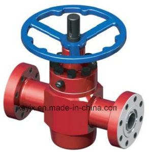 API 6A Manual Gate Valve Used in Oil Filed pictures & photos