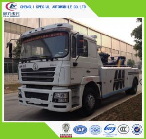 4X2 Shacman 16on Road Wrecker for Sales pictures & photos