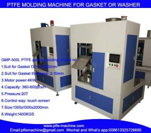 GMP-500L PTFE Automatic Molding Machine for PTFE Gaskets pictures & photos