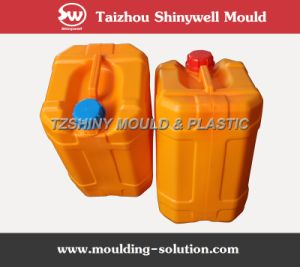 Extrusion Blow Mould for 20L Jerry Can