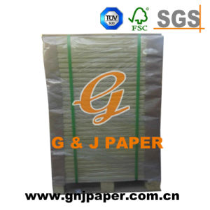 Recycled Pulp 45GSM Newsprint Paper for News Paper Printing pictures & photos