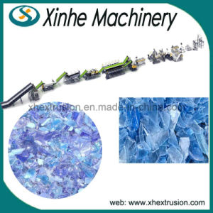 Wasted PE PP Film Pet Bottle/ Flakes Crushing Washing Drying Line/Recycled Granules Making Machine pictures & photos