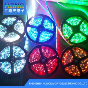 New 2835 S Type LED Flexible Strip Double Layer Substrate pictures & photos