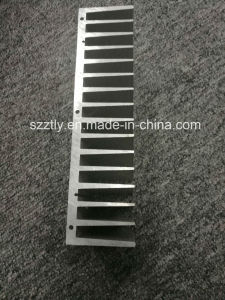 6063 Customized Mill Finish Aluminium Machined Heatsink pictures & photos
