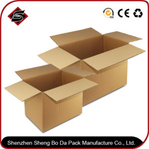 Customized Glossy Candle Cardboard Paper Packaging Corrugated Carton Box pictures & photos