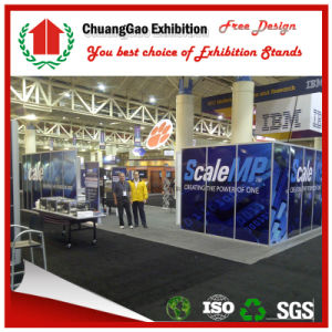 Maxima System Customized Exhibition Stand for Trade Show Booth pictures & photos