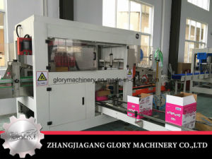 Automatic Carton/Case Packing Machine for Glass or Pet Bottles pictures & photos