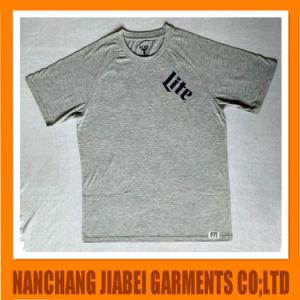 Men′s Soft with Printing Logo Uniform T-Shirt pictures & photos