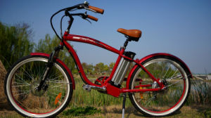 2016 Hot Sale Beach Cruiser E-Bike for Adults pictures & photos