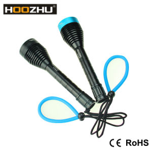 CREE Xm-L 2 LED Diving Torches Hoozhu 1000lm Flashlight for Diving