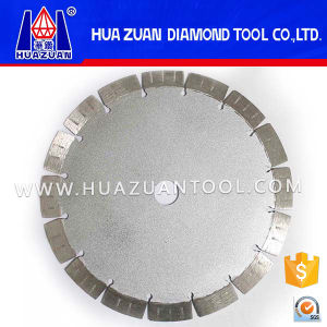 Cold Pressed Wet Cutting Continuous Rim Diamond Saw Blade pictures & photos