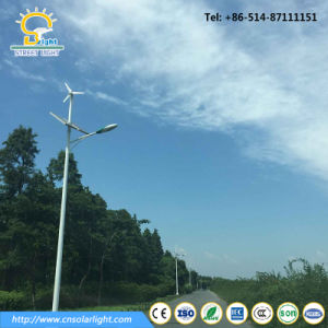 9m LED Wind Plus Solar Hybrid LED Light for Street pictures & photos