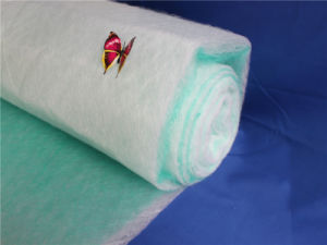 Pre Air Filter Material Paint Filter Media Roll Floor Filter Supplier pictures & photos