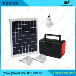 Solar Lighting System with Fan (PS-K025) pictures & photos