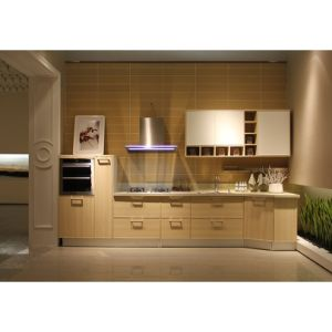 Modern furniture High Glossy Lacquer Finish Wood Kitchen Cabinet pictures & photos