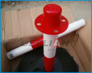 Traffic Facilities Top Quality T-Top Road Post/ Delineator Traffic Post pictures & photos