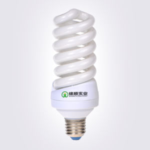 Factory Wholesale 25W30W Full Spiral Energy Saving Lamp pictures & photos