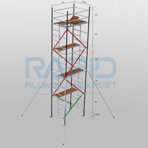 Aluminum Scaffolding Tower pictures & photos