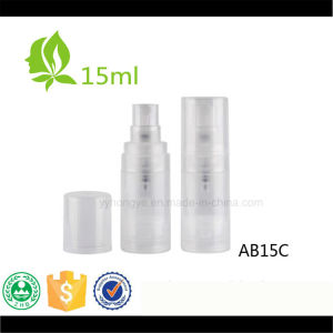 Forest Transparent PP Material 15ml Airless Bottle with Pumps & Sprayers pictures & photos