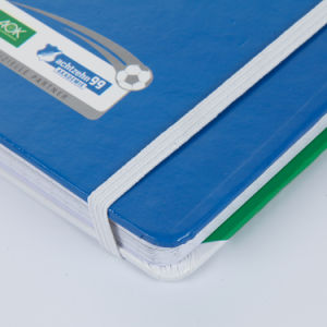 Hardcover Notebook with Elastic Band pictures & photos