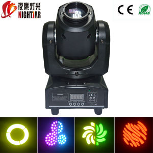 15W Mini LED Moving Head Light pictures & photos