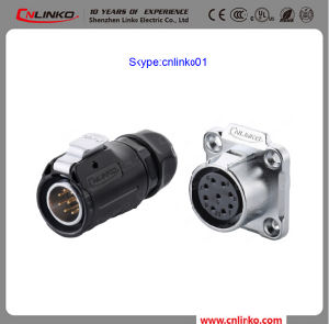 Cnlinko High Quality Adapter 9 Pin Connector for Signal Equipment Plug and Socket pictures & photos