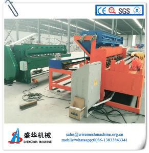 Wire Mesh Welding Panel Machine (galvanized wire) pictures & photos