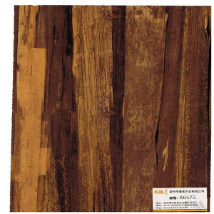 Ancient Parquet Woodgrain Base Paper and Melamine Paper for Laminating pictures & photos