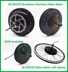Jb-205-35 1000 Watt Electric Fat Tire Wheel Hub Motor pictures & photos