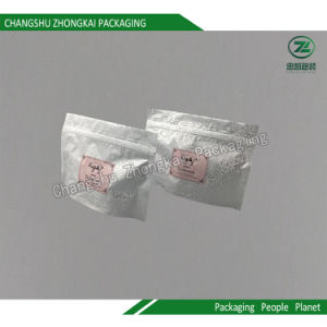Stand up Pouch Laminated Bag with Zipper for Snack and Cosmetic Products pictures & photos