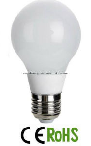 7W A60ceramic Glass LED Bulb Light pictures & photos