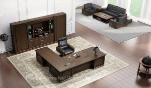 High Grade Modern Office Furniture Office Desk (HF-EJZ01D32) pictures & photos