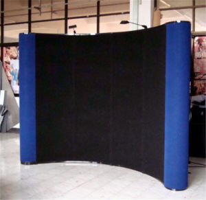 Exhibition Display Fabric Pop up Stand/Back Wall pictures & photos