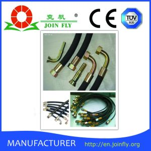 Manual Hydraulic Hose Fitting Ferrule Crimping Machine (JKS160) pictures & photos