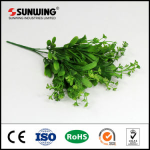 Landscaping Artificial Olive Leaf Branch for Office Decor pictures & photos