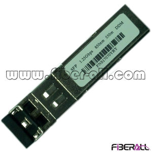 Multimode SFP Fiber Optical Transceiver 1.25gbps 850nm 550m LC pictures & photos