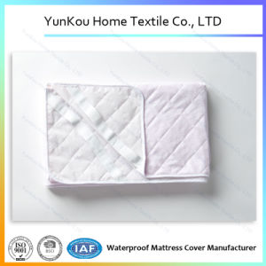 Diamond Quilting Terry Mattress Underpad Hot Sale pictures & photos