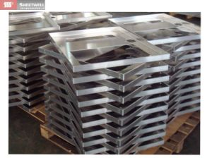 Custom Design Galvanized Steel, Aluminum Copper Sheet Metal Products pictures & photos