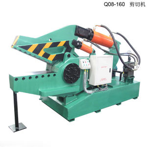 Shear Hydraulic Shear Hydraulic Cutting Machine Metal Shear Cutting Metal Machine (Q08-160A) pictures & photos